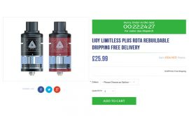 product descriptions for vaping equipment