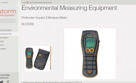 survey and measuring equipment descriptions